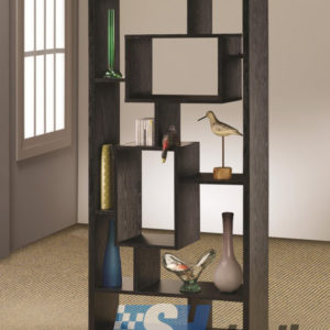 Tủ kệ trang trí nhựa Đài Loan kiểu đứng SHPlastic KTT02