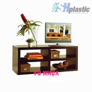 Kệ tivi nhựa Đài Loan cao cấp / SHPlastic KTV02